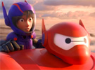 Big Hero 6 — Full-Length Trailer