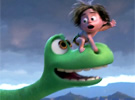 The Good Dinosaur — Trailer