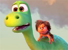 The Good Dinosaur — New Int'l Trailer