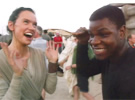 Star Wars: The Force Awakens — New  TV Spot / On-The-Set Featurettes