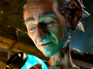 The BFG — Featurette: 'Mark Rylance as the Big Friendly Giant'