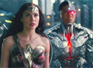 Justice League — Character Featurettes (Cyborg, The Flash, Aquaman)
