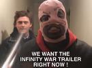 Marvel's Avengers: Infinity War — Trailer Announcement (Fan Reactions)