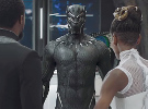Black Panther — New Featurette and Film Clip