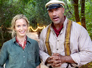 Disney's Jungle Cruise — Behind-the-Scenes Peek: 'Now In Production'